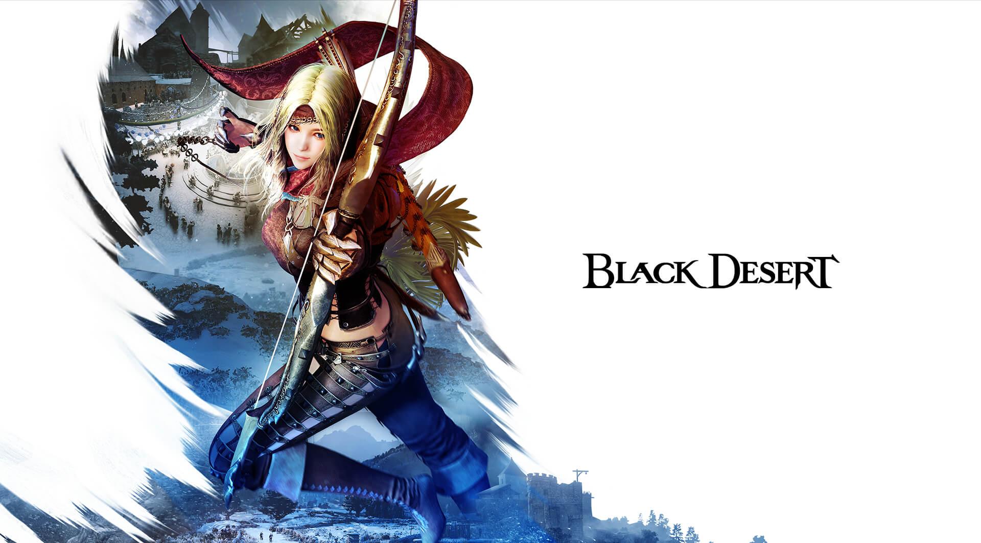 Black Desert x BAIT