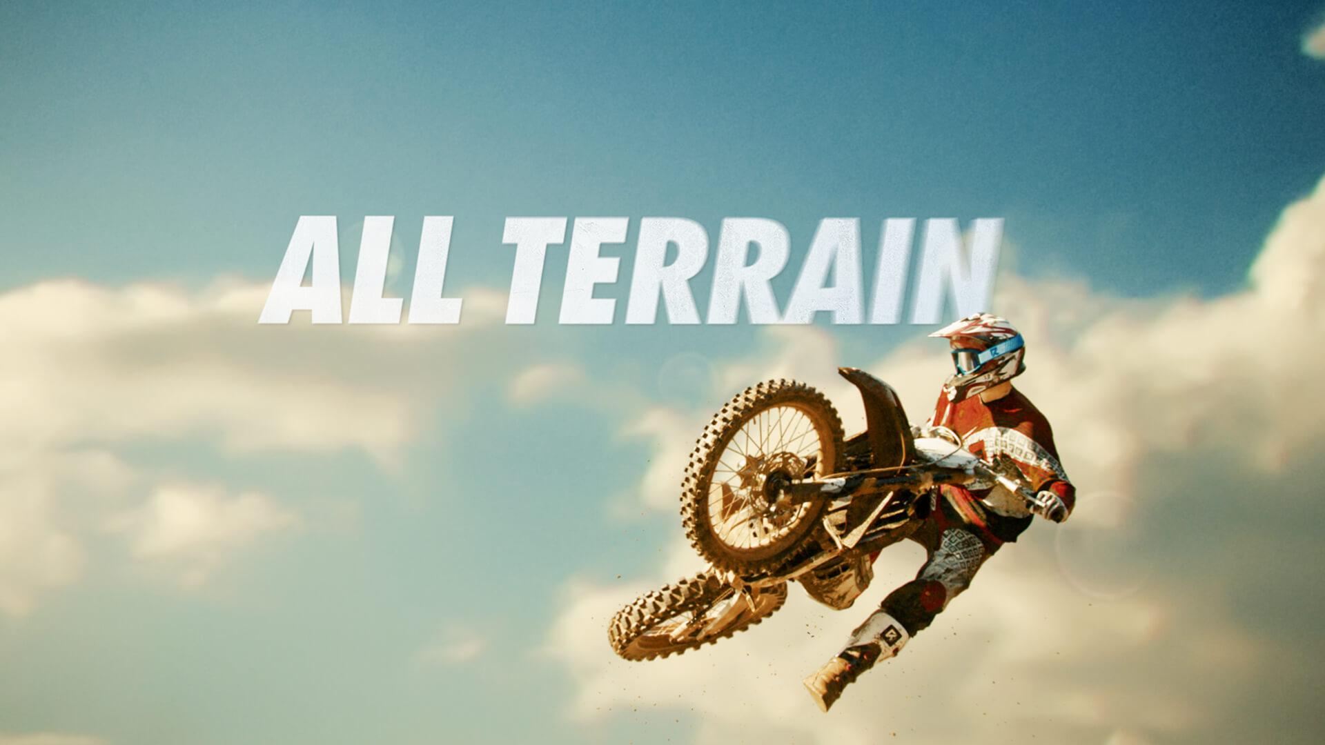 All Terrain.  All Vehicles.  All You.