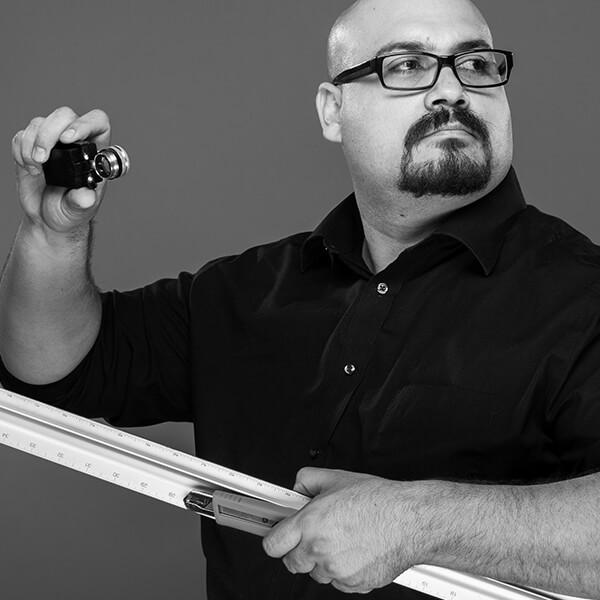 Arturo Rodriguez | PRODUCTION MANAGER