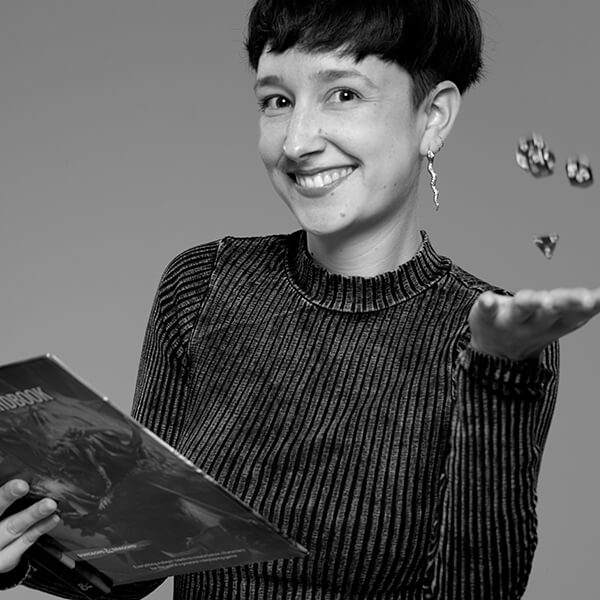 Maddy Guzmán | Account Manager